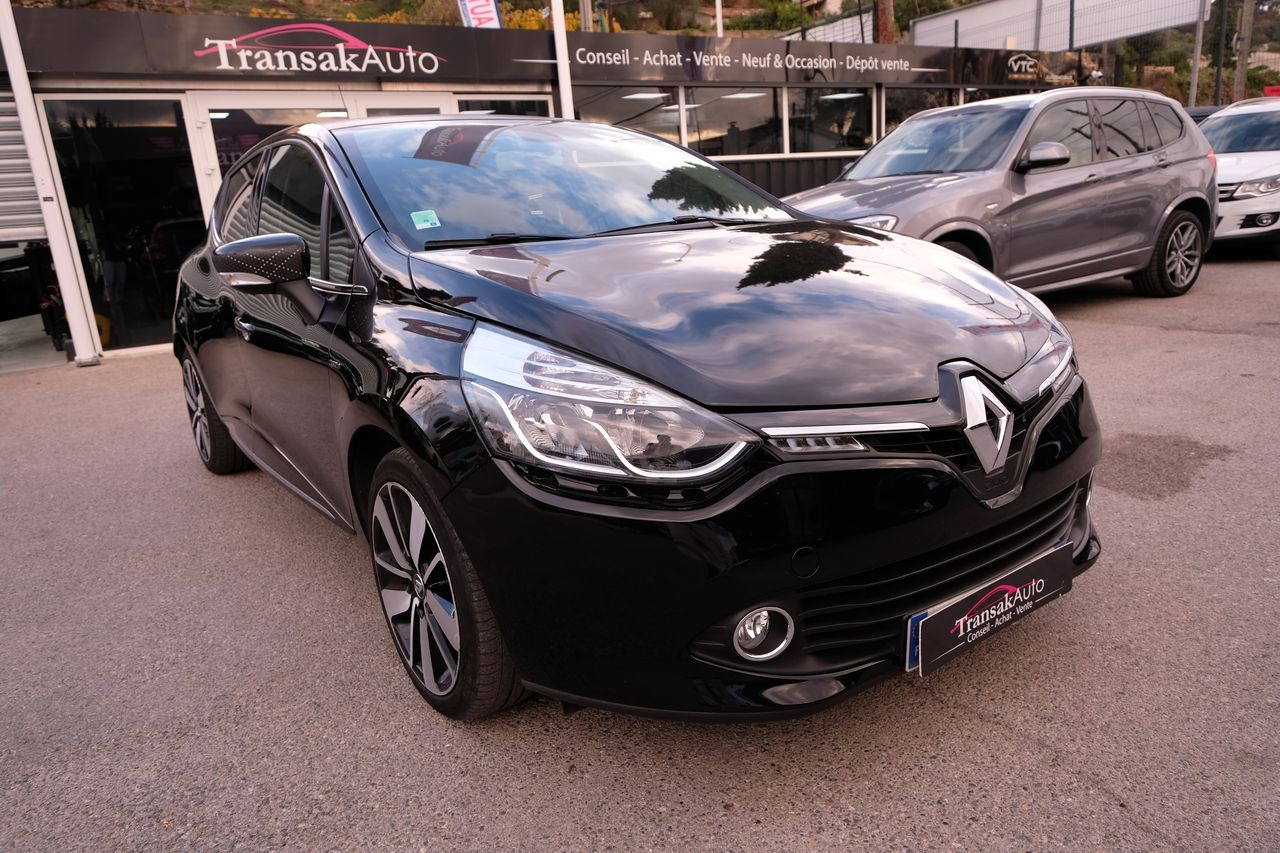 voiture renault clio iv dci 90 energy sl iconic occasion. Black Bedroom Furniture Sets. Home Design Ideas