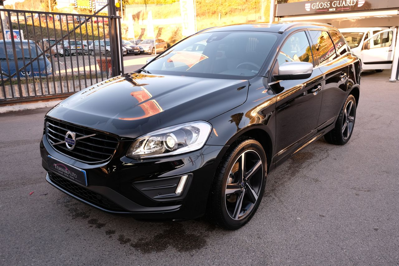 voiture volvo xc60 d5 awd 220 ch summum geartronic a occasion diesel 2015 47000 km 32490. Black Bedroom Furniture Sets. Home Design Ideas